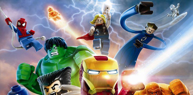 Lego Marvel : Trailer de Lancement