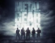 Metal Gear Solid : The Legacy Collection annoncé en Europe