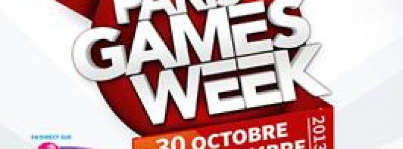 Paris Games Week : Edition 2013