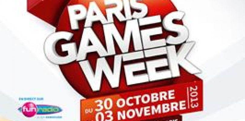 Paris Games Week : Edition 2013