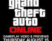 Grand Theft Auto V: Vidéo de gameplay ce Jeudi 15 août
