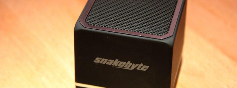 Snakebyte : Enceinte Bluetooth