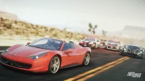 Ferrari-458-Spider-Chase