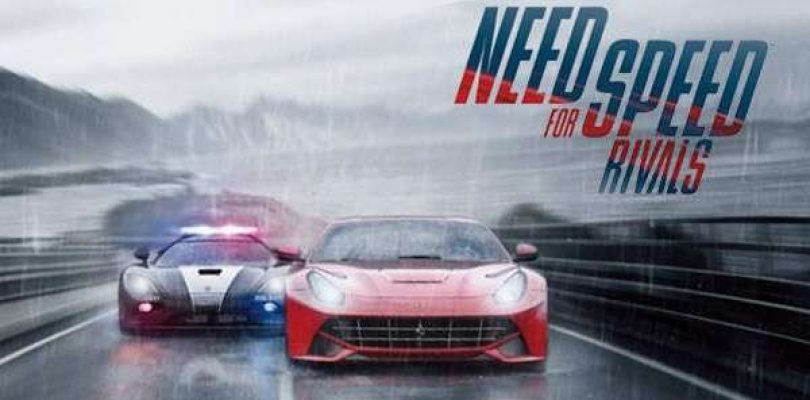 PS4 : Need for Speed Rivals, planquez-vous !!!