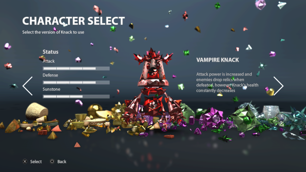 Knack-Vampire