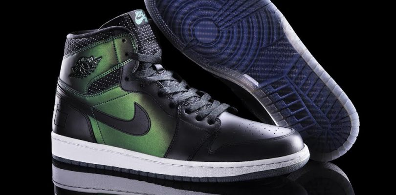 Collaboration Nike SB et Jordan Brand.