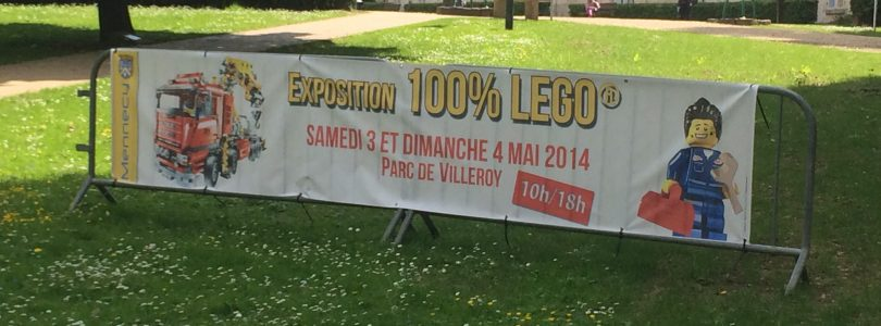 Expo LEGO Mennecy 2014.