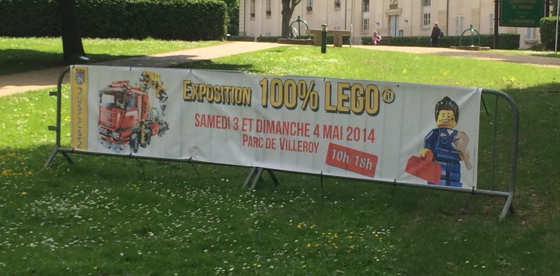 Expo LEGO Mennecy 2014.