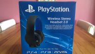Unboxing : Casque Playstation Wireless 2.0