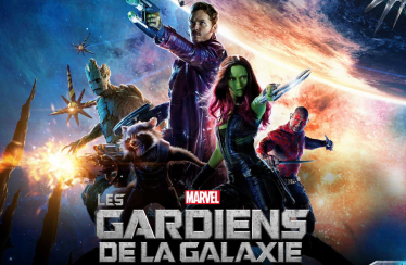 Les Gardiens de la Galaxie : «I AM GROOT»