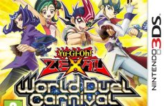 3DS : Yu-Gi-Oh! Zexal World Duel Carnival
