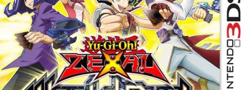 3DS : Yu-Gi-Oh! Zexal World Duel Carnival