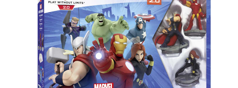 Disney Infinity 2.0 : Invitation Presse