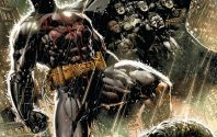 Batman Eternal : Au secours de Gordon