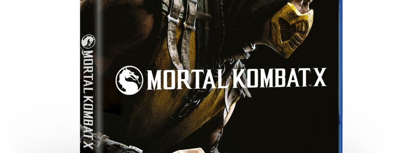 Test : Mortal Kombat X : Finish Him ???